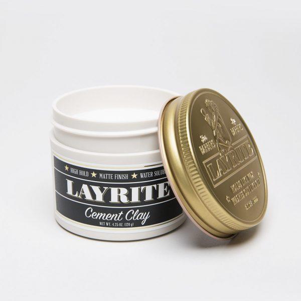Layrite Cement Hair Clay
