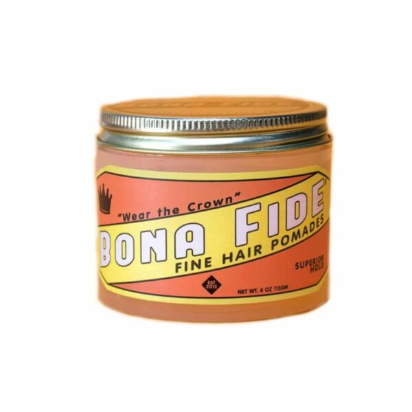 BF Superior Hold Pomade